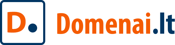 Domenai, hostingas, dedikuoti serveriai